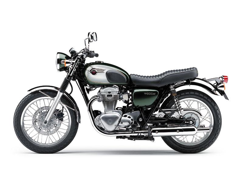 Kawasaki Classics 2011 - W800 a VN1700 Custom: - fotka 38