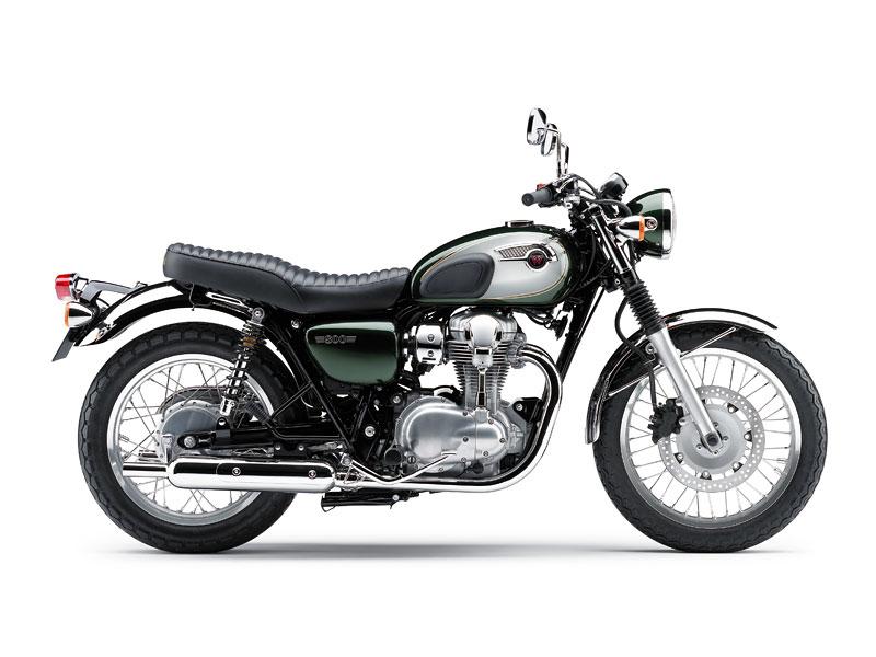 Kawasaki Classics 2011 - W800 a VN1700 Custom: - fotka 39