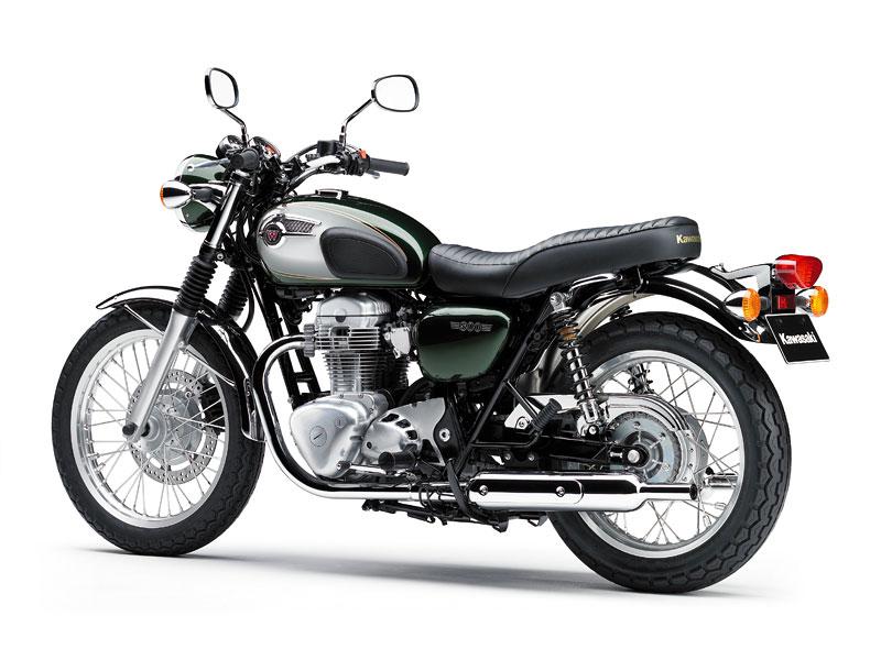 Kawasaki Classics 2011 - W800 a VN1700 Custom: - fotka 41