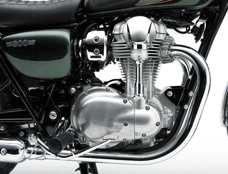Kawasaki Classics 2011 - W800 a VN1700 Custom: - fotka 46