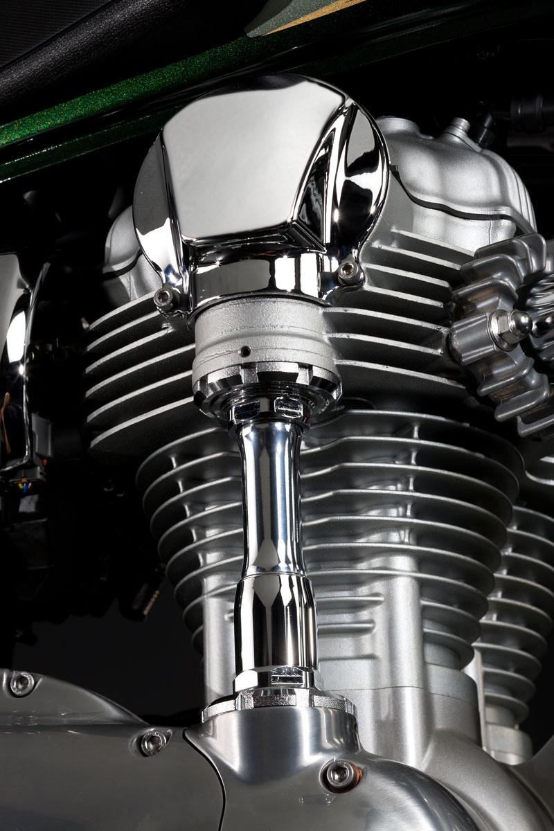 Kawasaki Classics 2011 - W800 a VN1700 Custom: - fotka 52