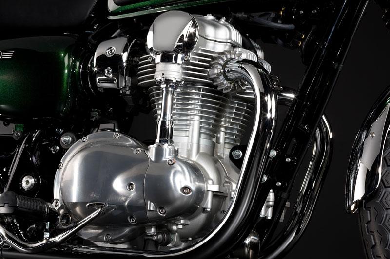 Kawasaki Classics 2011 - W800 a VN1700 Custom: - fotka 53