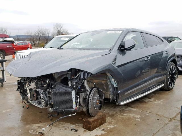 Tohle je zřejmě nejlevnější Lamborghini Urus na světě. I poškozené stojí miliony: - fotka 5