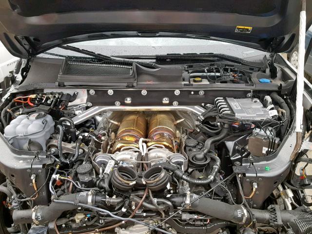 Tohle je zřejmě nejlevnější Lamborghini Urus na světě. I poškozené stojí miliony: - fotka 8