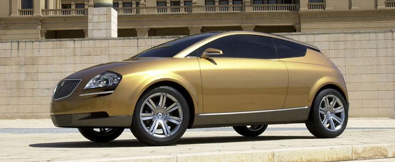 Jak vidí Lancia svoji budoucnost? Návrhy přímo z designcentra automobilky!: - fotka 2