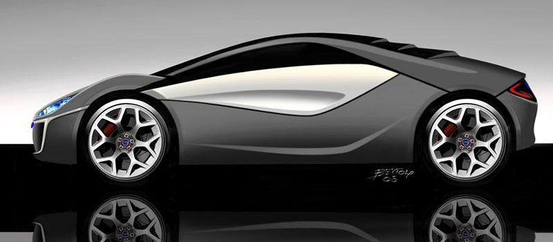 Jak vidí Lancia svoji budoucnost? Návrhy přímo z designcentra automobilky!: - fotka 9