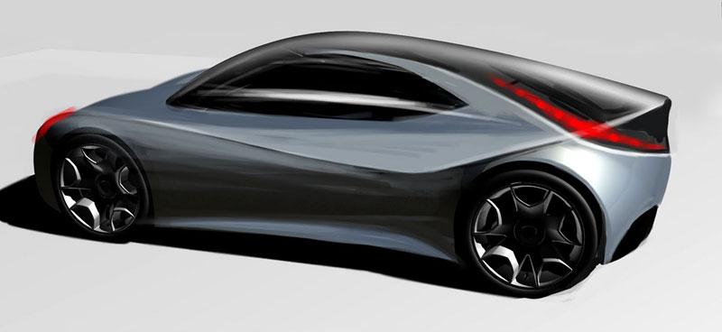 Jak vidí Lancia svoji budoucnost? Návrhy přímo z designcentra automobilky!: - fotka 10