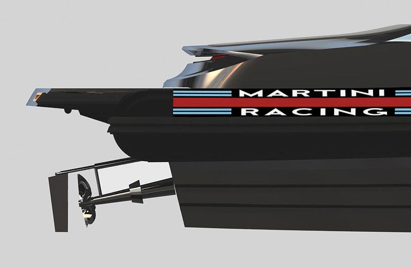 Lancia di Lancia: 1120 koní na vodě: - fotka 5