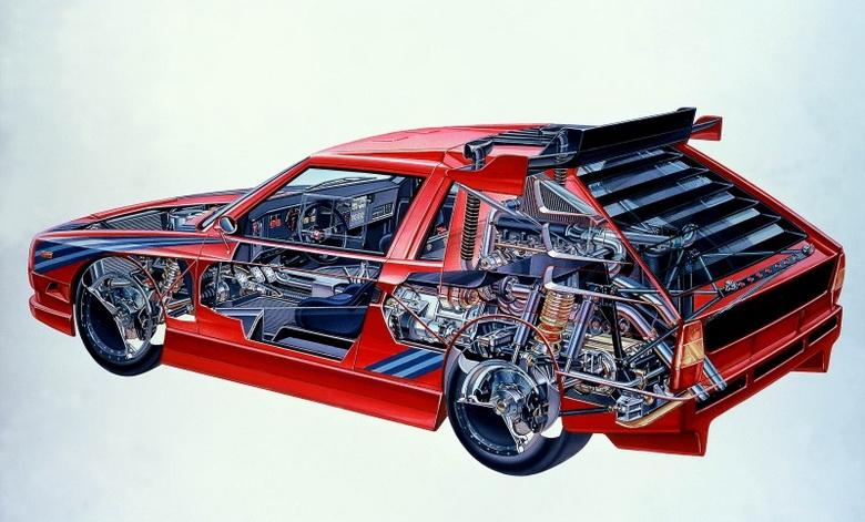 Lancia ECV1: legenda dostala konečně šanci: - fotka 4