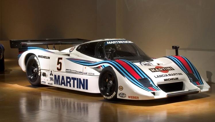 Lancia LC2: vzácný speciál Skupiny C na prodej: - fotka 4
