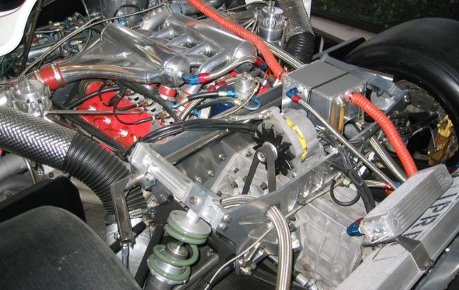 Lancia LC2: vzácný speciál Skupiny C na prodej: - fotka 8