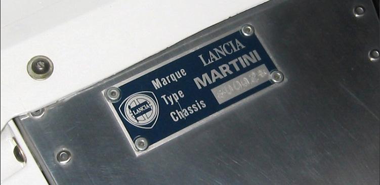 Lancia LC2: vzácný speciál Skupiny C na prodej: - fotka 12