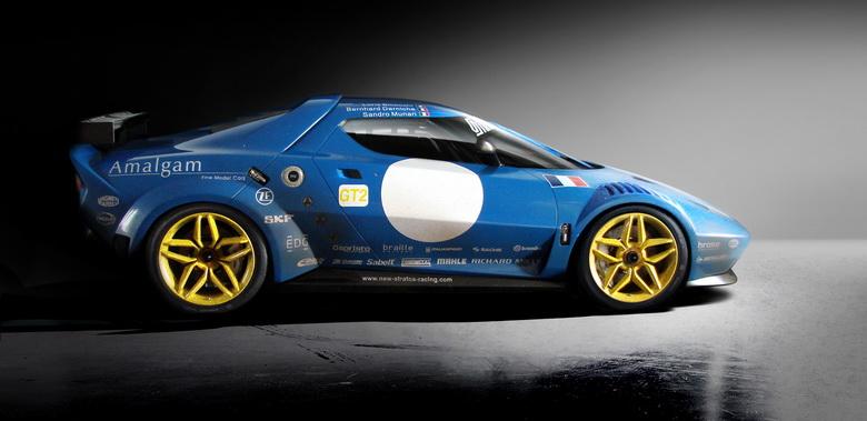 Lancia Stratos se vrátí na závodní tratě: - fotka 2