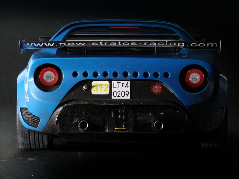 Lancia Stratos se vrátí na závodní tratě: - fotka 4