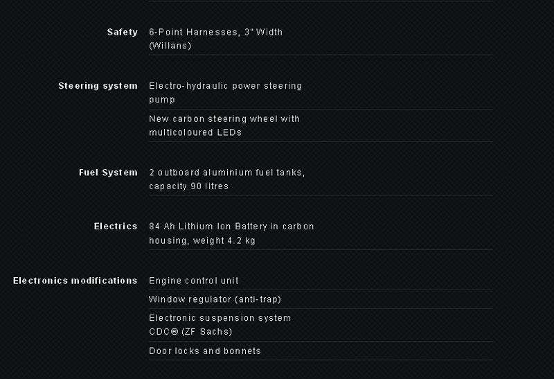 New Stratos: kompletní technická data (+ video): - fotka 35