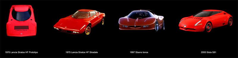 New Stratos: kompletní technická data (+ video): - fotka 42