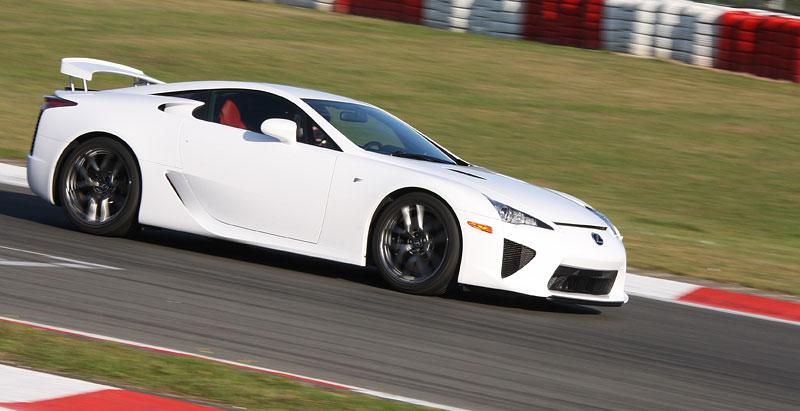 Lotus Esprit možná s motorem Lexusu LF-A!: - fotka 6