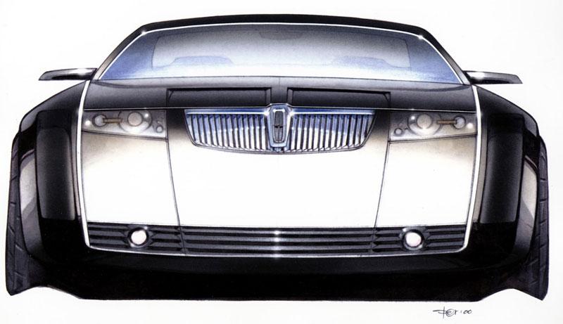 Ford prodává koncepty: je libo solitér?: - fotka 82