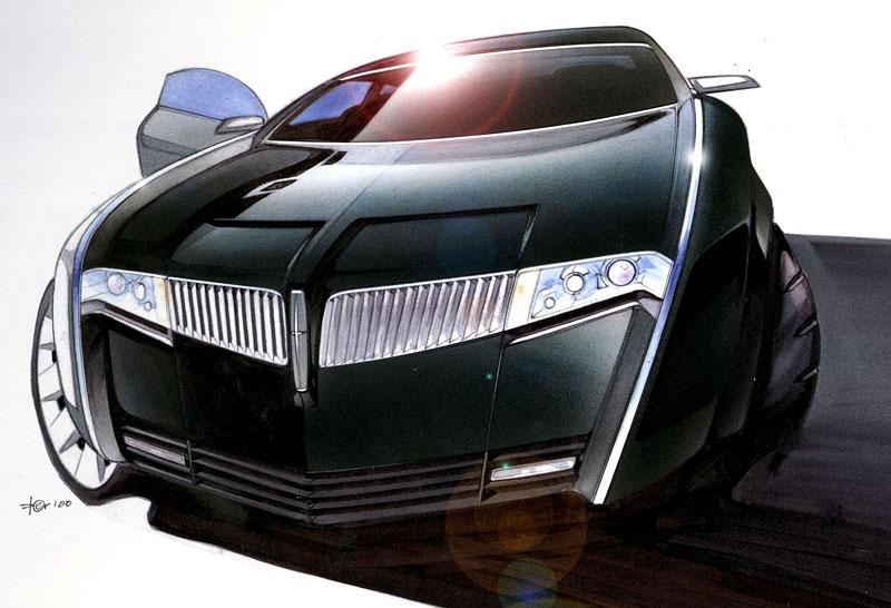 Ford prodává koncepty: je libo solitér?: - fotka 86