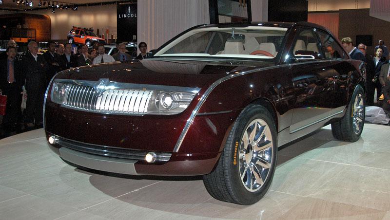 Ford prodává koncepty: je libo solitér?: - fotka 98