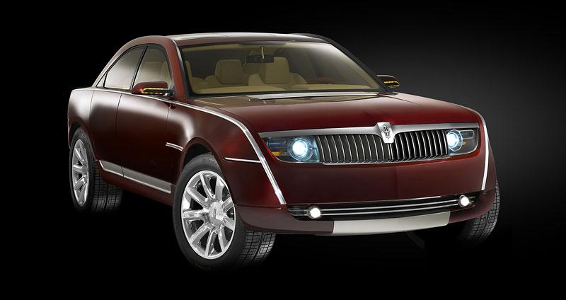 Ford prodává koncepty: je libo solitér?: - fotka 99