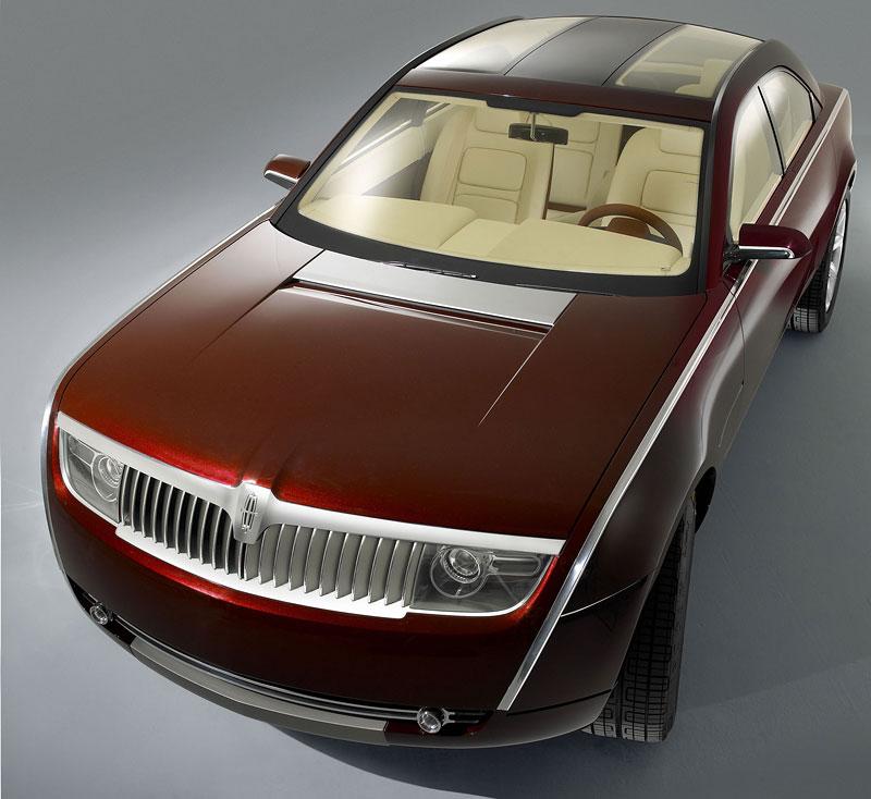 Ford prodává koncepty: je libo solitér?: - fotka 100
