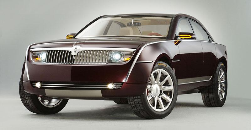 Ford prodává koncepty: je libo solitér?: - fotka 101
