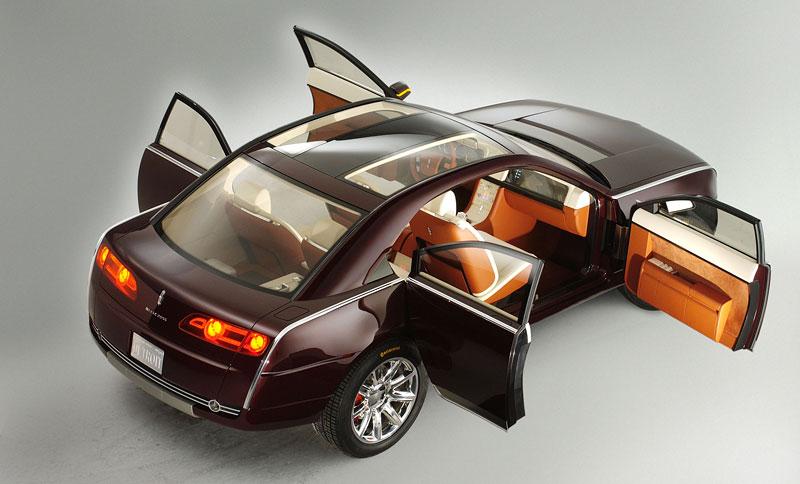 Ford prodává koncepty: je libo solitér?: - fotka 107