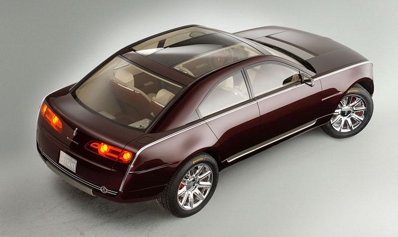Ford prodává koncepty: je libo solitér?: - fotka 108