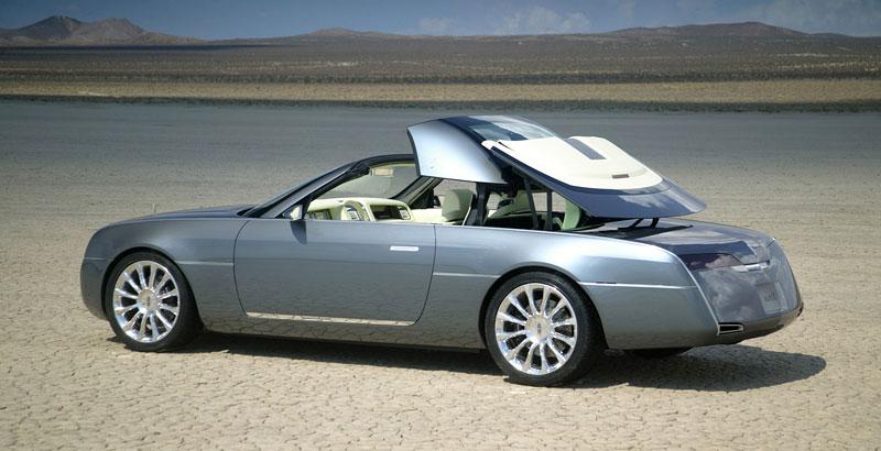 Ford prodává koncepty: je libo solitér?: - fotka 121
