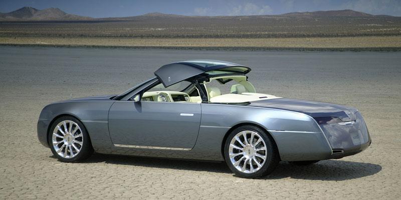 Ford prodává koncepty: je libo solitér?: - fotka 123