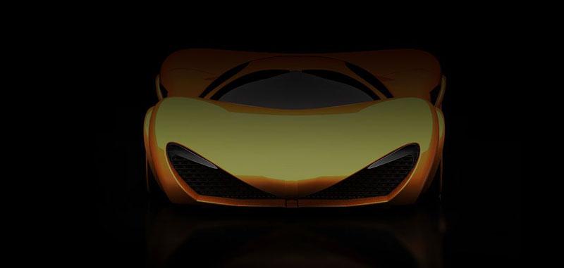Lamborghini Minotauro: studie supersportu pro rok 2020: - fotka 1