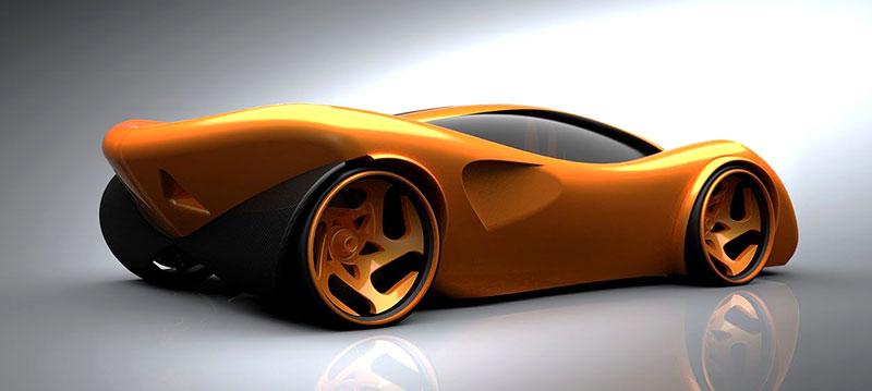 Lamborghini Minotauro: studie supersportu pro rok 2020: - fotka 2
