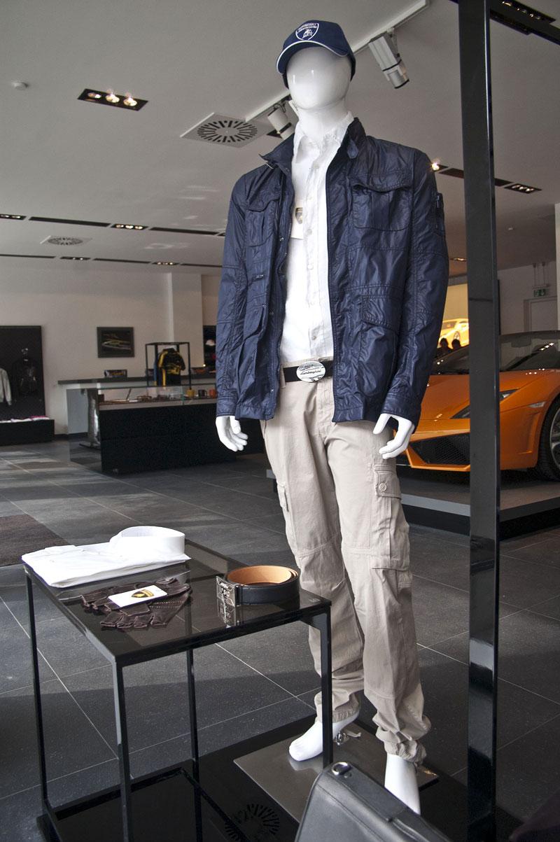 Lamborghini: první evropský butik v Berlíně: - fotka 2