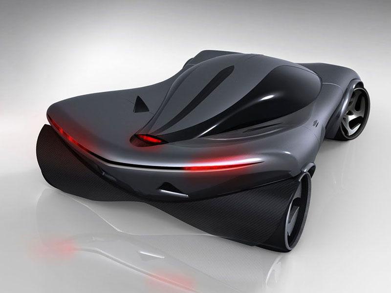 Lamborghini Minotauro: studie supersportu pro rok 2020: - fotka 3