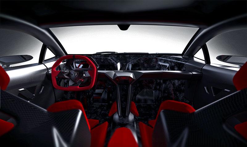 Paříž 2010: Lamborghini Sesto Elemento: - fotka 2