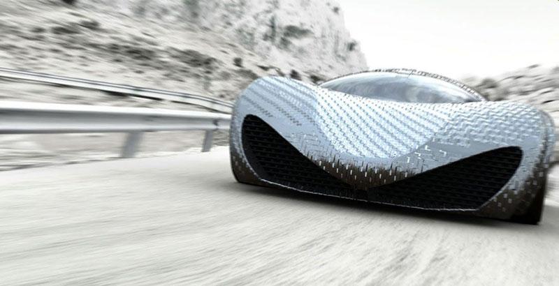 Lamborghini Minotauro: studie supersportu pro rok 2020: - fotka 5