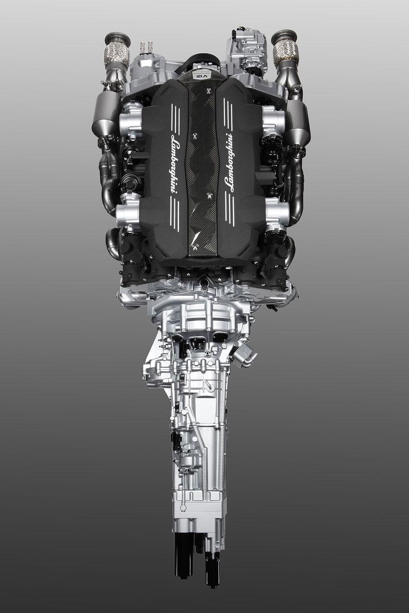 Lamborghini Aventador: unikla první fotografie!: - fotka 13