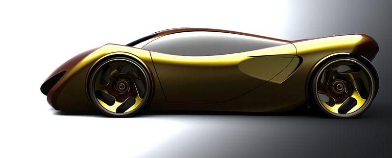 Lamborghini Minotauro: studie supersportu pro rok 2020: - fotka 6