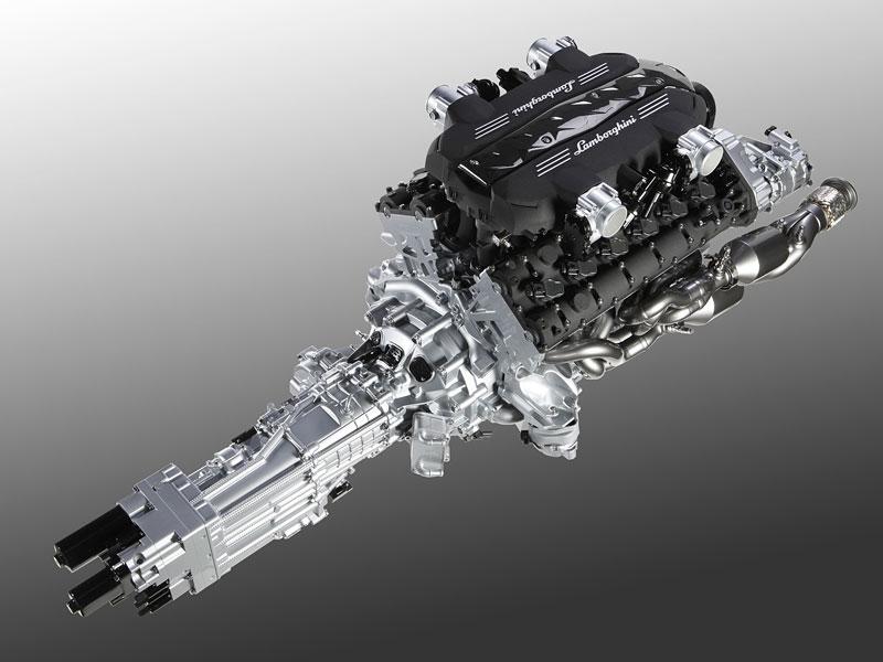 Lamborghini Aventador: první oficiální foto exteriéru: - fotka 8