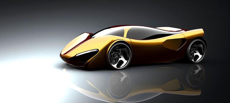 Lamborghini Minotauro: studie supersportu pro rok 2020: - fotka 8
