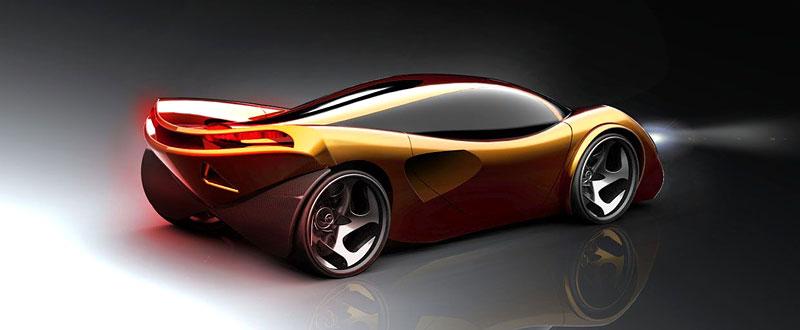 Lamborghini Minotauro: studie supersportu pro rok 2020: - fotka 9