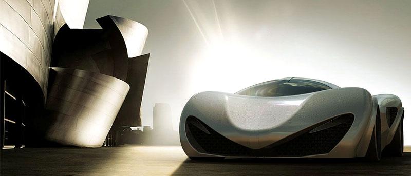Lamborghini Minotauro: studie supersportu pro rok 2020: - fotka 10