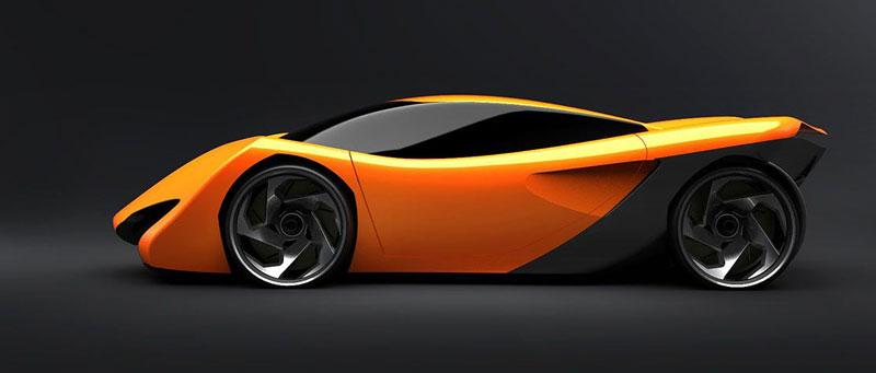 Lamborghini Minotauro: studie supersportu pro rok 2020: - fotka 11