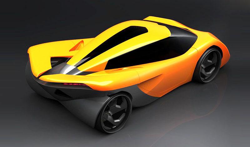Lamborghini Minotauro: studie supersportu pro rok 2020: - fotka 12