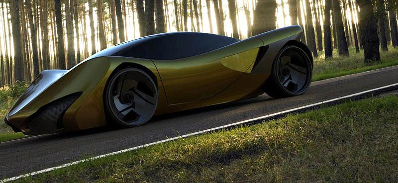 Lamborghini Minotauro: studie supersportu pro rok 2020: - fotka 14