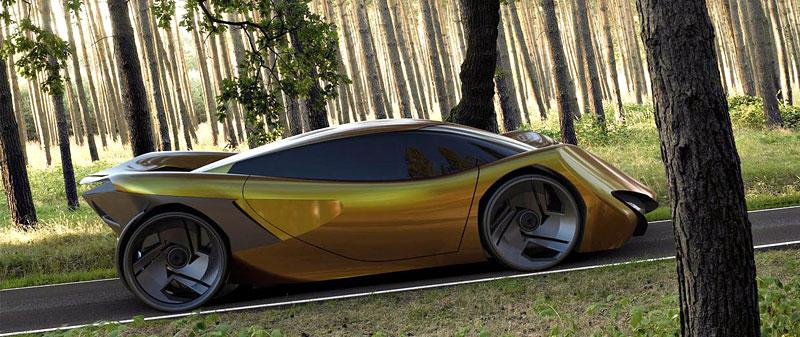 Lamborghini Minotauro: studie supersportu pro rok 2020: - fotka 15