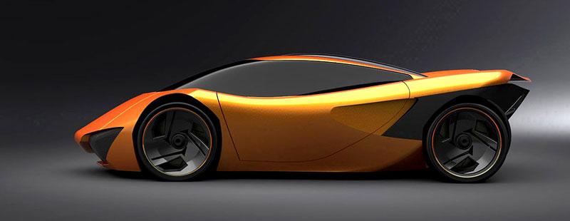 Lamborghini Minotauro: studie supersportu pro rok 2020: - fotka 16