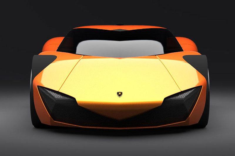 Lamborghini Minotauro: studie supersportu pro rok 2020: - fotka 17