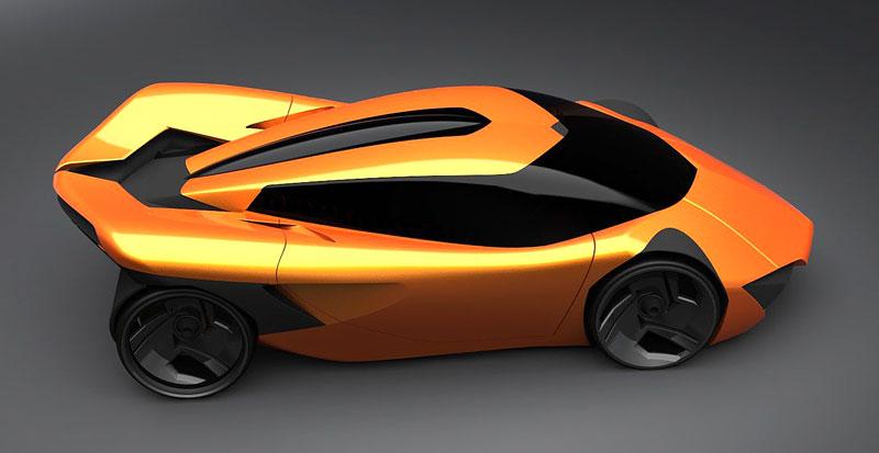 Lamborghini Minotauro: studie supersportu pro rok 2020: - fotka 18